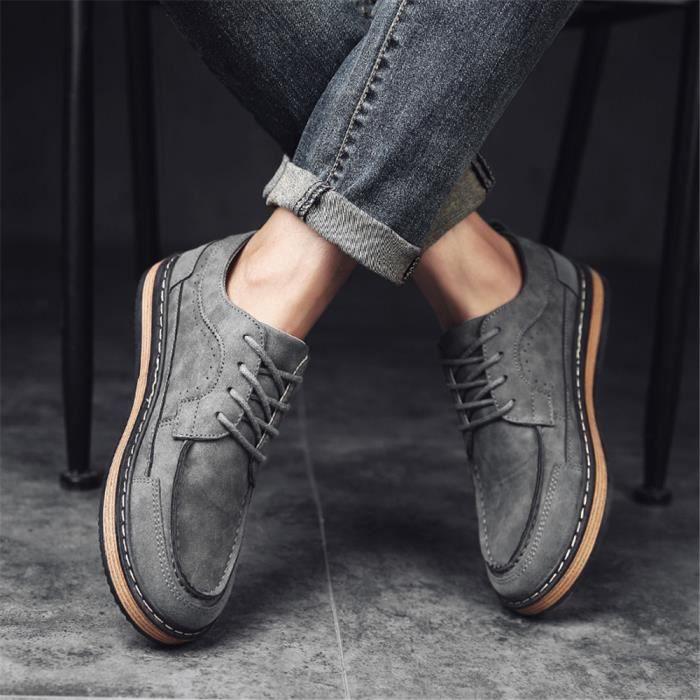 Sneaker Hommes Nouveauté Extravagant Antidérapant Classique Chaussure Chaud Poids Léger Sneakers Mode De Couleur Plus Taille 39-44 ttswgASdt4