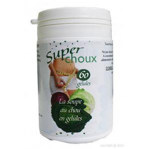 COMPLÉMENT MINCEUR Super choux 60 gélules MINCEUR