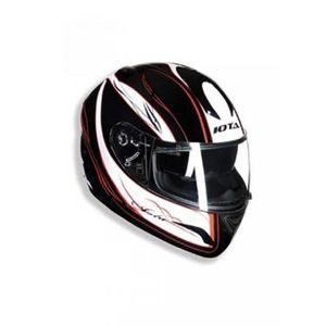 CASQUE MOTO SCOOTER Casque deux roues Iota Taille XS Neuf