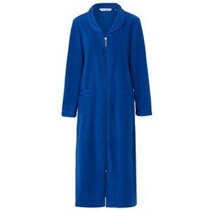 Robe De Chambre Avec Zip Achat Vente Pas Cher - Robe de chambre avec fermeture eclair