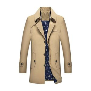 Imperméable - Trench Mi Saison Trench Coat Homme GrandTaille Chic Top