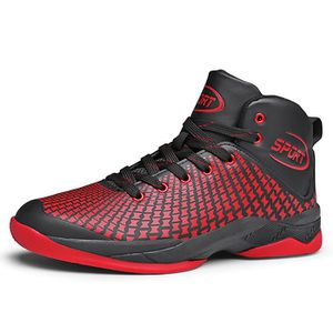 pretty nice 35f8a eec51 CHAUSSURES BASKET-BALL Chaussures Homme Basketball Coussin D air Chaussur