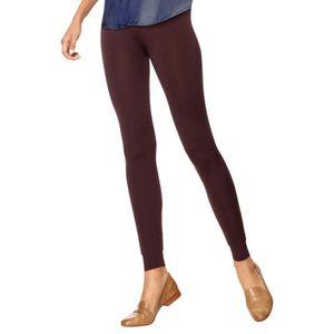 d9305fceb5a5 LEGGING Les femmes Leggings sans soudure polaire brossée J