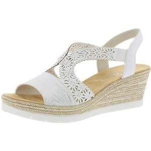 7590da3daa19 SANDALE - NU-PIEDS sandales   nu-pieds 61916 femme rieker 61916