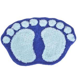 tapis de bain cm conception de pieds mignons tapis absorban uua