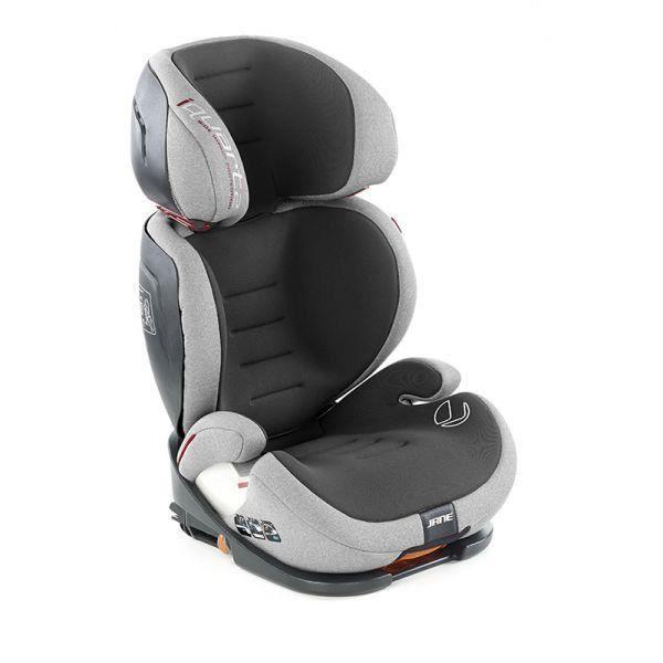 JANE Siège auto I-size Quartz Tech Mouse Isofix - Gris