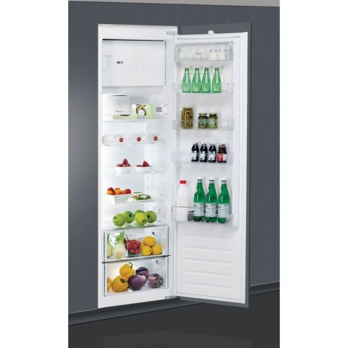 WHIRLPOOL - ARG18470A+ - Réfrigérateur armoire encastrable - 292 L (262L + 30L) - Froid brassé - A+