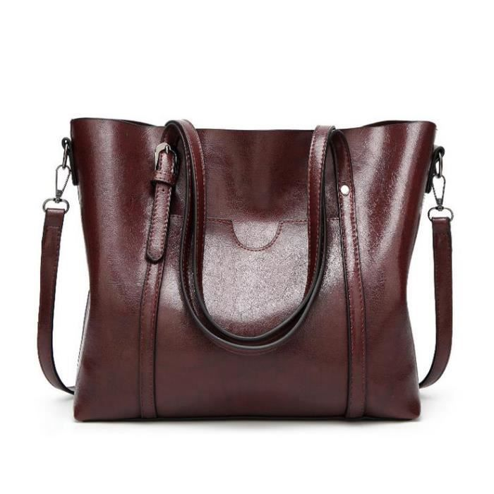 sac à main Femmes de luxe Lady avec la bourse de poche femmes sac de messager Sac fourre-tout Big Bolsos Mujer-1633