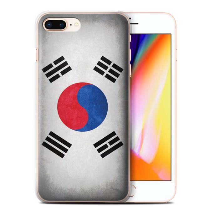 coque iphone 8 plus coreen