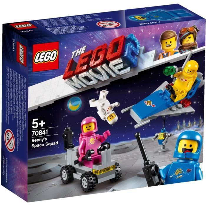 De Benny Grande Aventure L'équipe 70841 Spatiale La 2 Movie Lego Lego® 3lcuTFK51J