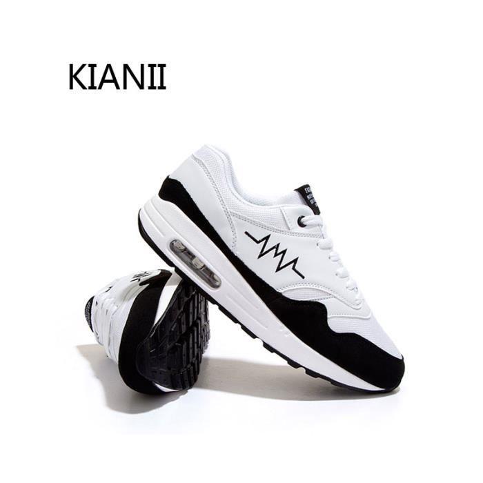 KIANII Baskets Homme Chaussures de sport Running chaussure Homme YAHvhR