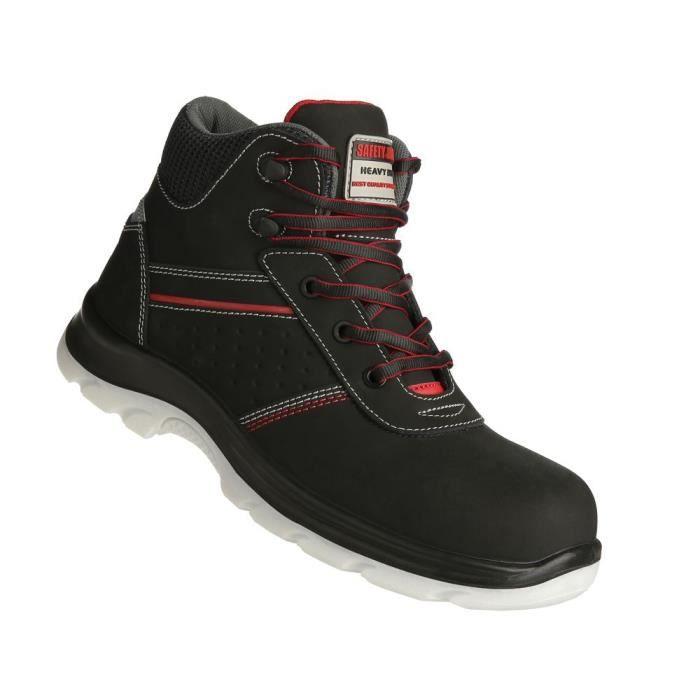 081083376799 Chaussures de sécurité Safety Jogger Montis S3 SRC 100 % non métalliques -  Noir