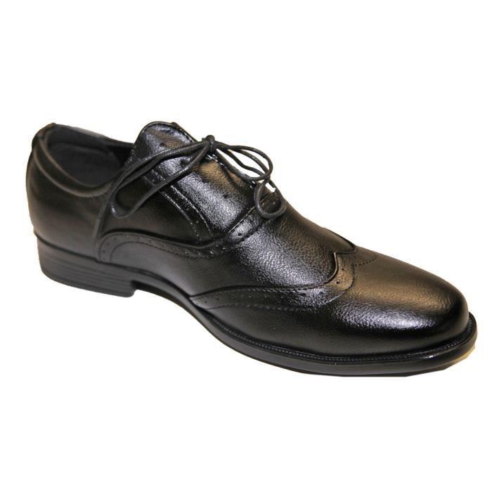 Chaussures Homme Classique Pierre de Ville et cedric Fashion lacets Simili Cuir rgxrRwEq6T