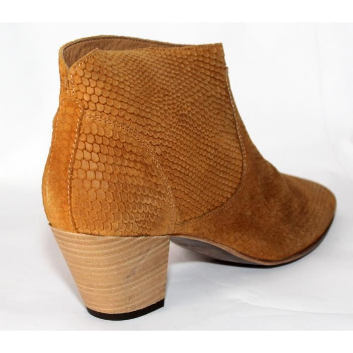 BOTTINES LUXEMODE FEMME LOW OOTS