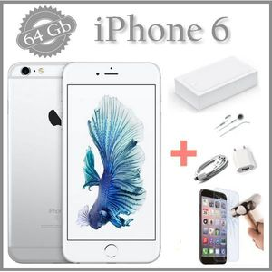 SMARTPHONE iPhone 6 Gris 64 go Silver Apple smartphone téléph