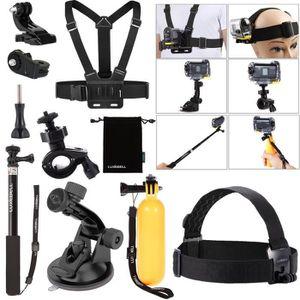 PACK CAMERA NUMERIQUE Luxebell® - 9 en 1 Kit d'accessoires pour Sony Act