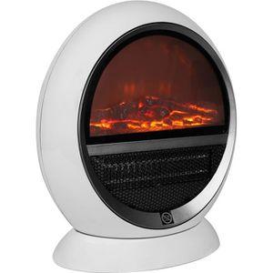 RADIATEUR D'APPOINT Radiateur électrique   effet feu de cheminée • 150