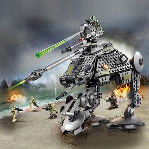 ASSEMBLAGE CONSTRUCTION LEGO Star Wars - AT-AP - 75234 - Jeu de constructi