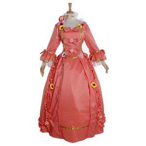 DÉGUISEMENT - PANOPLIE Rococo Robe Gothique Médiévale Renaissance Robe de