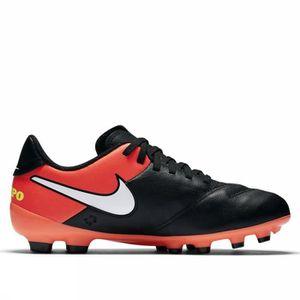 online retailer d7e89 773d2 NIKE JR TIEMPO LEGEND VI FG 819186 018 FOOTBALL ENFANT. CHAUSSURES DE ...