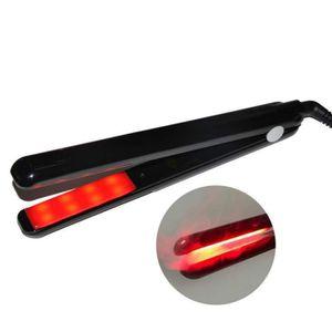 FER A LISSER Le fer infrarouge ultrasonique de soin de cheveux