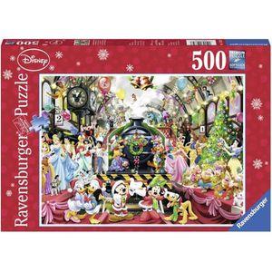 PUZZLE DISNEY Puzzle Le Train De Noël 500 pcs