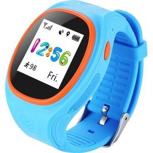 GPS PEDESTRE RANDONNEE  Montre GPS enfant android iOS LBS réseau GPRS appe