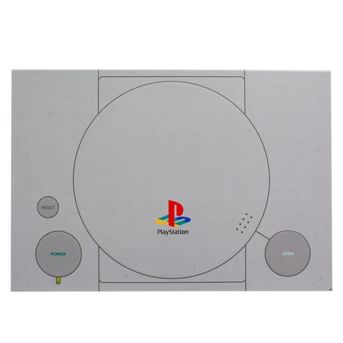 Cahier Playstation - PS One