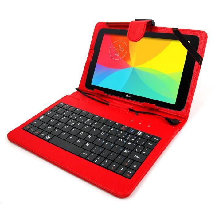 clavier pour tablette artizlee prix pas cher soldes d s le 10 janvier cdiscount. Black Bedroom Furniture Sets. Home Design Ideas