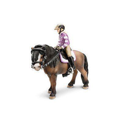 ac81348f7802 FIGURINE - PERSONNAGE Equitation - Cavalier et équipement d équitation