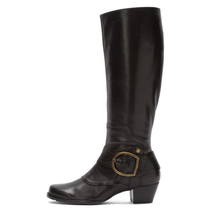 Clarity Wide Calf Riding Boot QIJLZ Taille-36 1-2