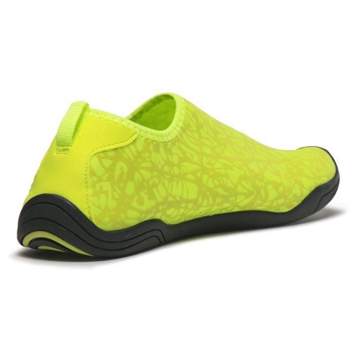 Enfants Slip-sur la plage minimale Chaussures Aqua séchage rapide A101 - A102 MHGGQ Taille-40 dWl6zFrX