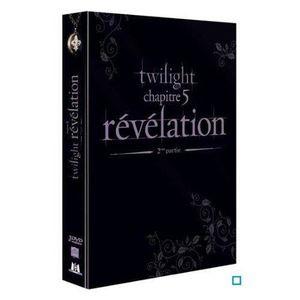 DVD FILM DVD Coffret Twilight Chapitre 4&5 Révélation Parti