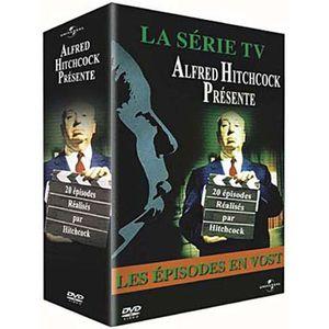 DVD SÉRIE DVD Coffret Hitchcock présente la série tv