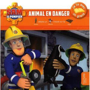 Livre 3-6 ANS Sam le pompier : Animal en danger