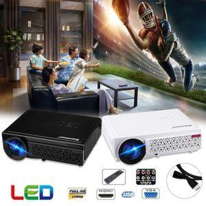 Vidéoprojecteur Excelvan 96+ Native 1280*800 support 1080p Led Pro