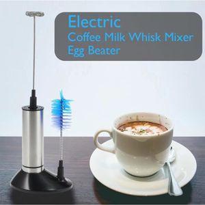DISTRIBUTEUR CAPSULES Agitation Oeufs à lait électrique – Batteur Fouet