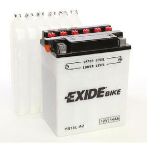 BATTERIE VÉHICULE EB14L-A2 YB14LA2 YB14L-A2, EXIDE Batterie de démar