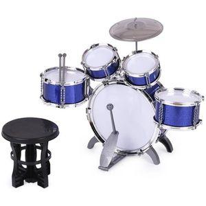 INSTRUMENT DE MUSIQUE Batterie Ensemble de tambour Jouet Instrument de m