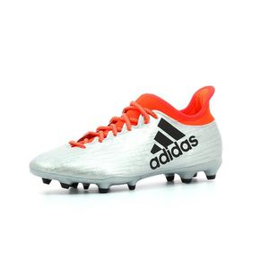 new styles 05f7e 374bf CHAUSSURES DE FOOTBALL Adidas Chaussures de Football Homme Gris X 16.3 Fg