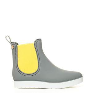 BOTTE Gioseppo - Chambéry bottes en caoutchouc gris