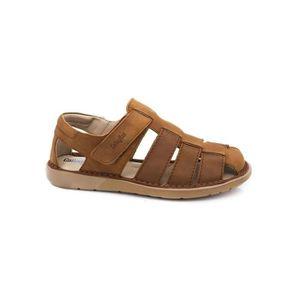 SANDALE - NU-PIEDS Sandale cuir Callaghan Cuir 92300