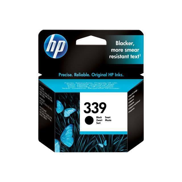 HP Cartouche d'encre 2x - Blister - Noir