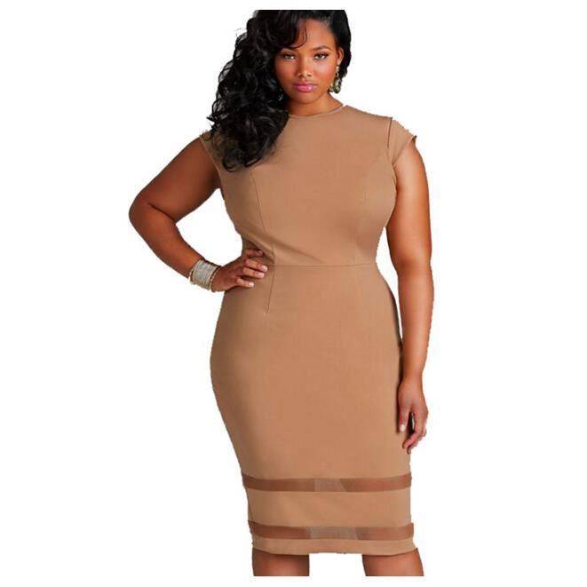 la manches de femmes robe Paris de la solides partie plus conception gaze la mini taille sans xFAPgXwSq
