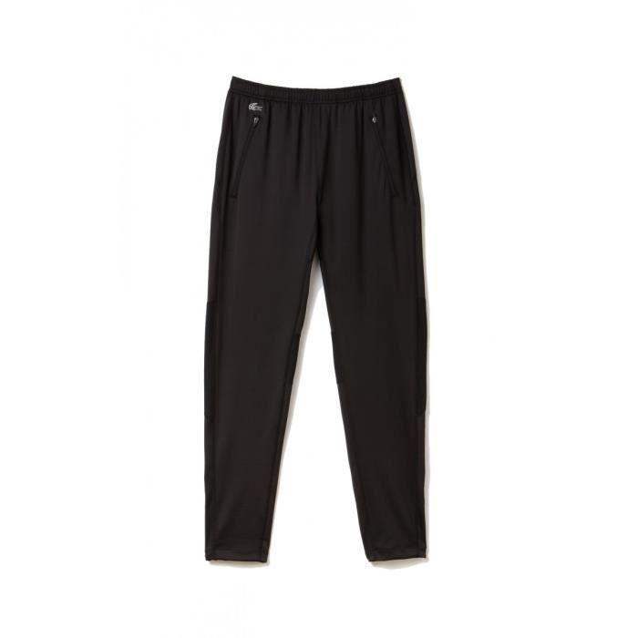f8bed8dfe1 Pantalon de survêtement Lacoste - XH8474-00031 Noir Noir - Achat ...