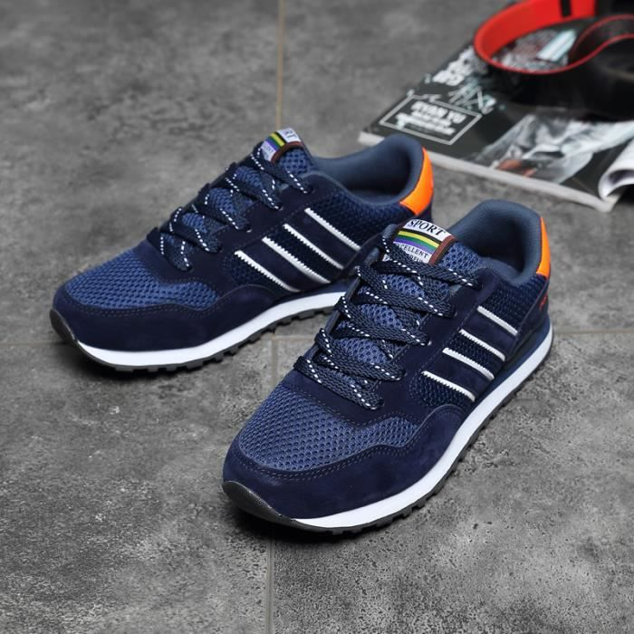 Basket Chaussures de sport décontractées pour hommes chaussures de course