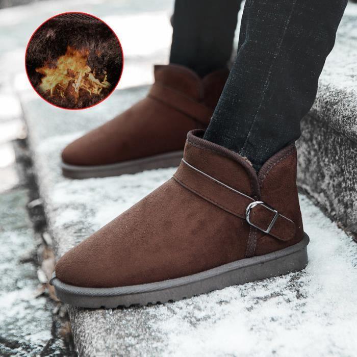 Botte De Neige Garde Au Chaud Chaussures Durable 2018 8kpfufYi3