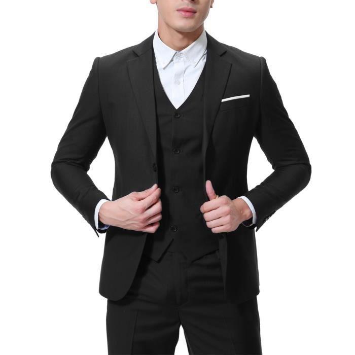 Costume 2 pieces homme - Achat   Vente pas cher 4c93e61b004