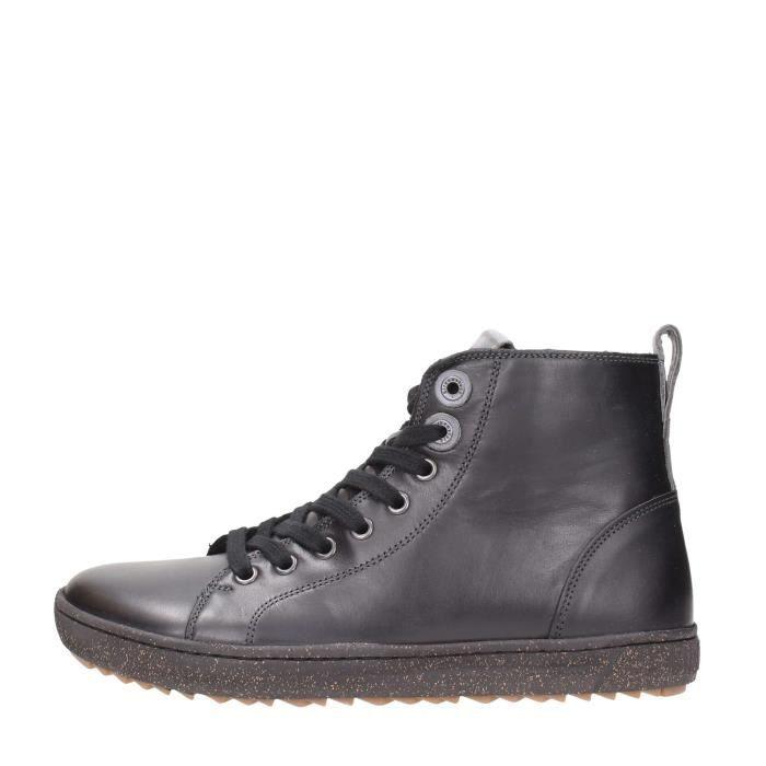 Birkenstock Lace ankle shoes Homme Noir, 40
