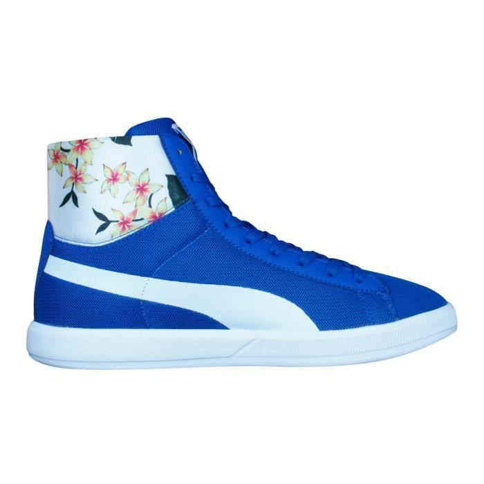 Puma Archive Lite Mid Mesh RT Baskets hommes - Chaussures Bleu 7.5